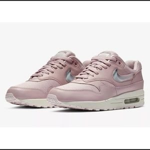 New Nike Air Max 1 Jelly Swoosh Plum size 12